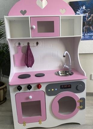 Кухня детская, кухня для детей, детская игровая кухня