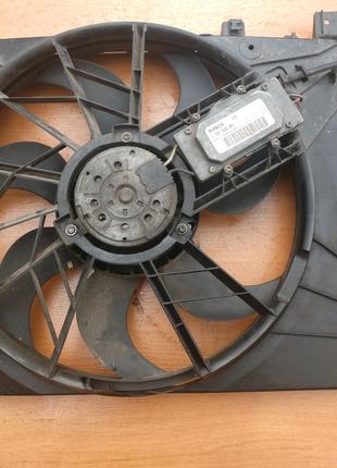 Вентилятор радиатора Volvo S60 2.4D