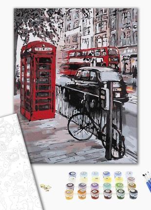 Набор для картины по номерам лондон
