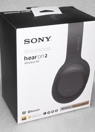 Sony h.ear on 2 WH-H900N Bluetooth наушники LDAC НОВЫЕ!