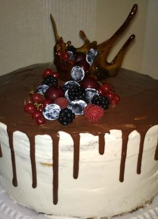 Домашние торты, куличи, кексы, имбирные пряники