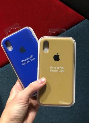 Кейсы на на все модели iPhone