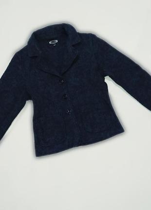 Пиджак 100 % шерсть