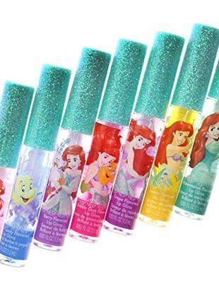 Блеск для губ disney princess для девочек 🔥акция! 🔥получи скид...