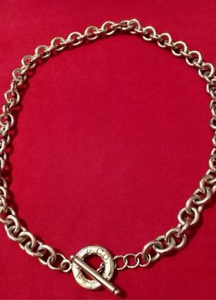 Серебряное колье Tiffany & Co (оригинал)