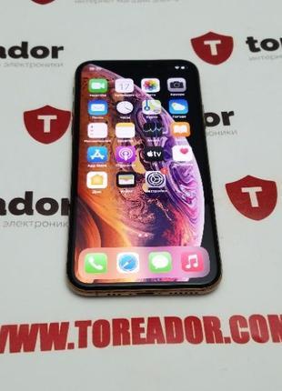 Apple iPhone Xs 64gb Gold Neverlock X/Xr/Xs Max/8/8Plus/11