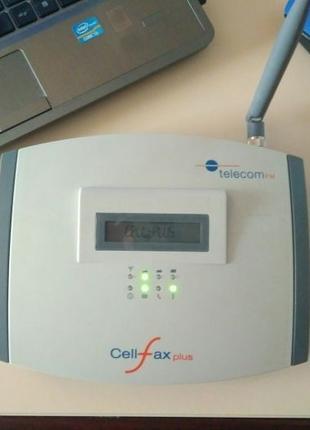 Gsm шлюз TelecomFM CellFax Plus