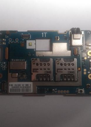 Sony C2305 Xperia C Материнка, основная плата, сим лоток