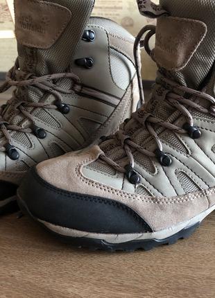 Jack Wolfskin женские ботинки