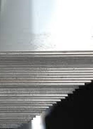 Лист нержавеющий технический AISI 430 12х17 от 0.4мм до 6мм