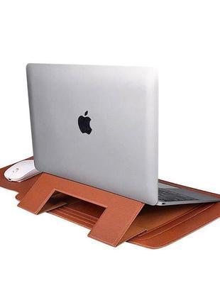 кейс  Max Robotics 5 в 1 для вашего ноутбука MacBook сумка