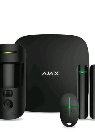 Ajax StarterKit Cam Black and White