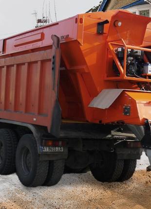 Пескоразбрасыватель РПС-6000 , рассыпатель песка и соли