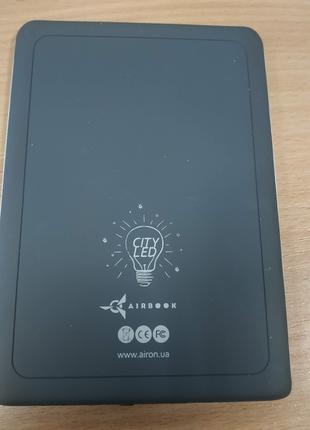 Книга AirBookCity LED (001)