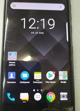 Смартфон BlackBerry Motion BBD100-1 32GB Black