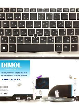 Оригинальная клавиатура для ноутбука HP EliteBook 2170p series