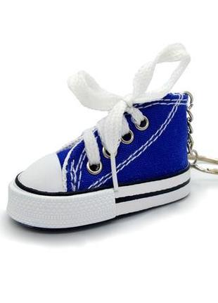 """👟💙 забавный брелок """"бирюзовый кед"""" обувь кроссовок ботинок"""