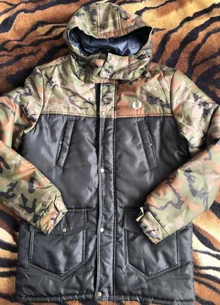 Куртка мужская камуфляжная