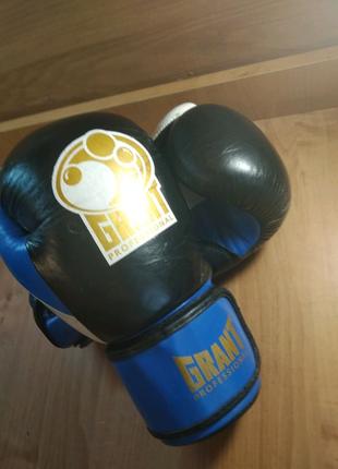 Перчатки боксерські + бінти