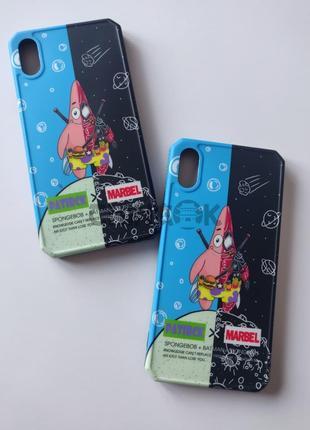 Чехол Patrick Marvel для Iphone X/XS