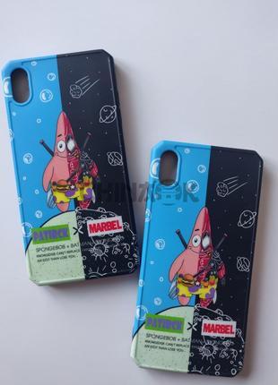 Чехол Patrick Marvel для Iphone XS MAX