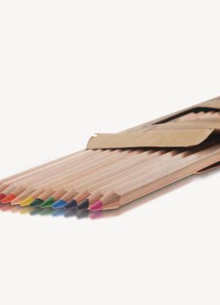 Карандаши цветные толстые для детей