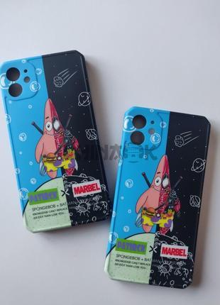 Чехол Patrick Marvel для Iphone 11