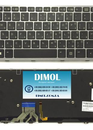 Оригинальная клавиатура для HP EliteBook Folio 1040 G1, 1040 G2