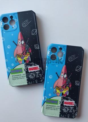 Чехол Patrick Marvel для Iphone 11 Pro