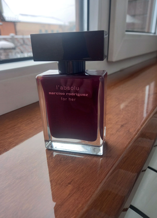 Narciso Rodriguez l'absolu, for her, 30 lm