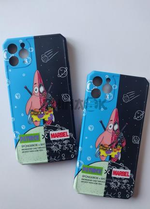 Чехол Patrick Marvel для Iphone 11 Pro Max