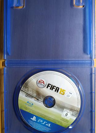 """Лицензионный диск Sony Playstation 4 PS4 """"FIFA 15"""""""