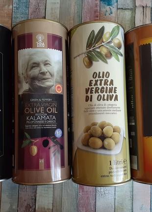 Оливковое масло 1литр