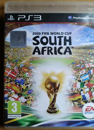 """Лицензионный диск Sony Playstation 3 PS3 """"FIFA 2010 """""""