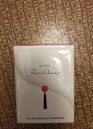Парфумна вода far away Avon 50 мл