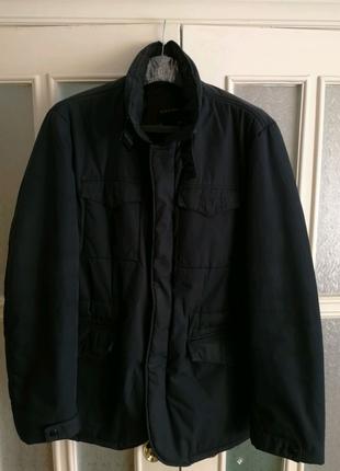 Куртка полупальто мужская