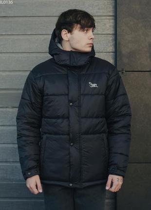 Зимняя куртка staff cold black