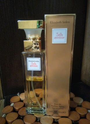 """Elizabeth Arden """"5th avenue"""" парфюмерная вода."""