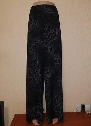 Стильные женские клешеные брюки, штаны, кюлоты made in england