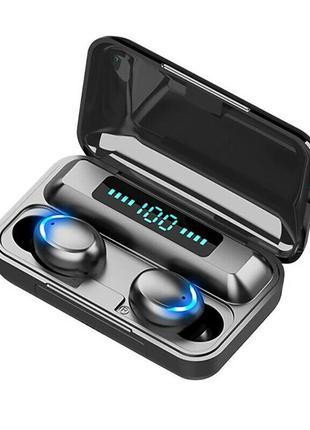 Беспроводные наушники Bluetooth TWH F9 IPX7