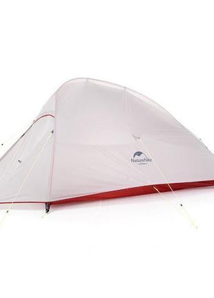 Двухместная палатка Naturehike Cloud UP 2 Silicone 20D нейлон