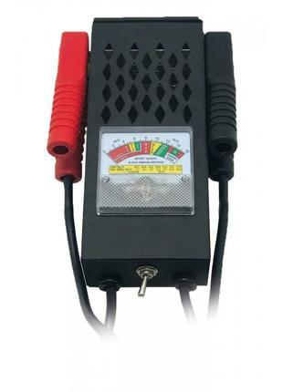 Тестер аккумуляторных батарей электронный 6-12В LA 192150