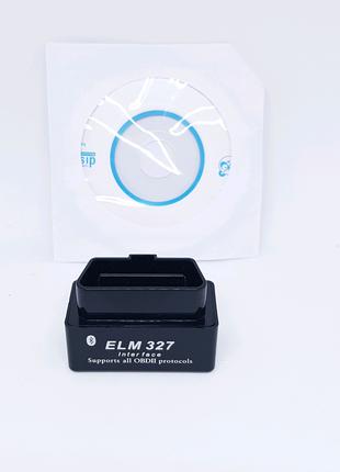 Автомобильный автосканер OBD2 ELM327 Bluetooth Две платы сканер о