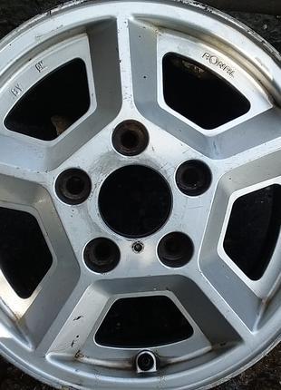 Легкосплавные колесные диски GM 5 - JJx14 , 2 штуки .