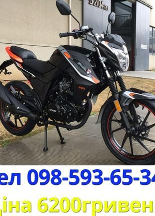 Мотоцикл Spark SP200R-2