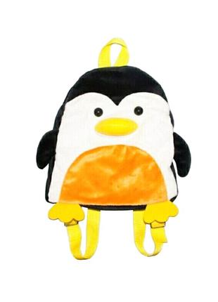 Сумка рюкзак веселый пингвин