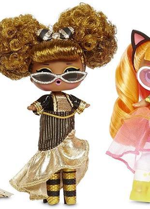 Кукла лол роскошные волосы L.O.L. Surprise серия J.K. оригиналСША