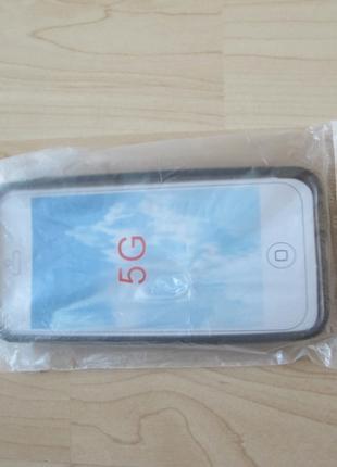 Силиконовый чехол iPhone 5