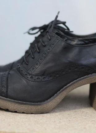 Стильные ботинки, ботильоны graceland 39-40