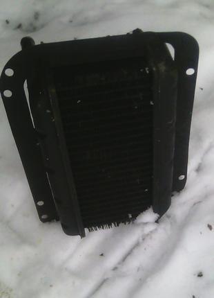 ГАЗ-53 радиатор системы отопления кабины ШААЗ печка.